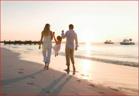 Turks Beaches Family 2