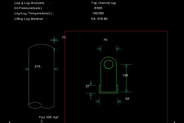 Lifting Lug – WRC Calculation
