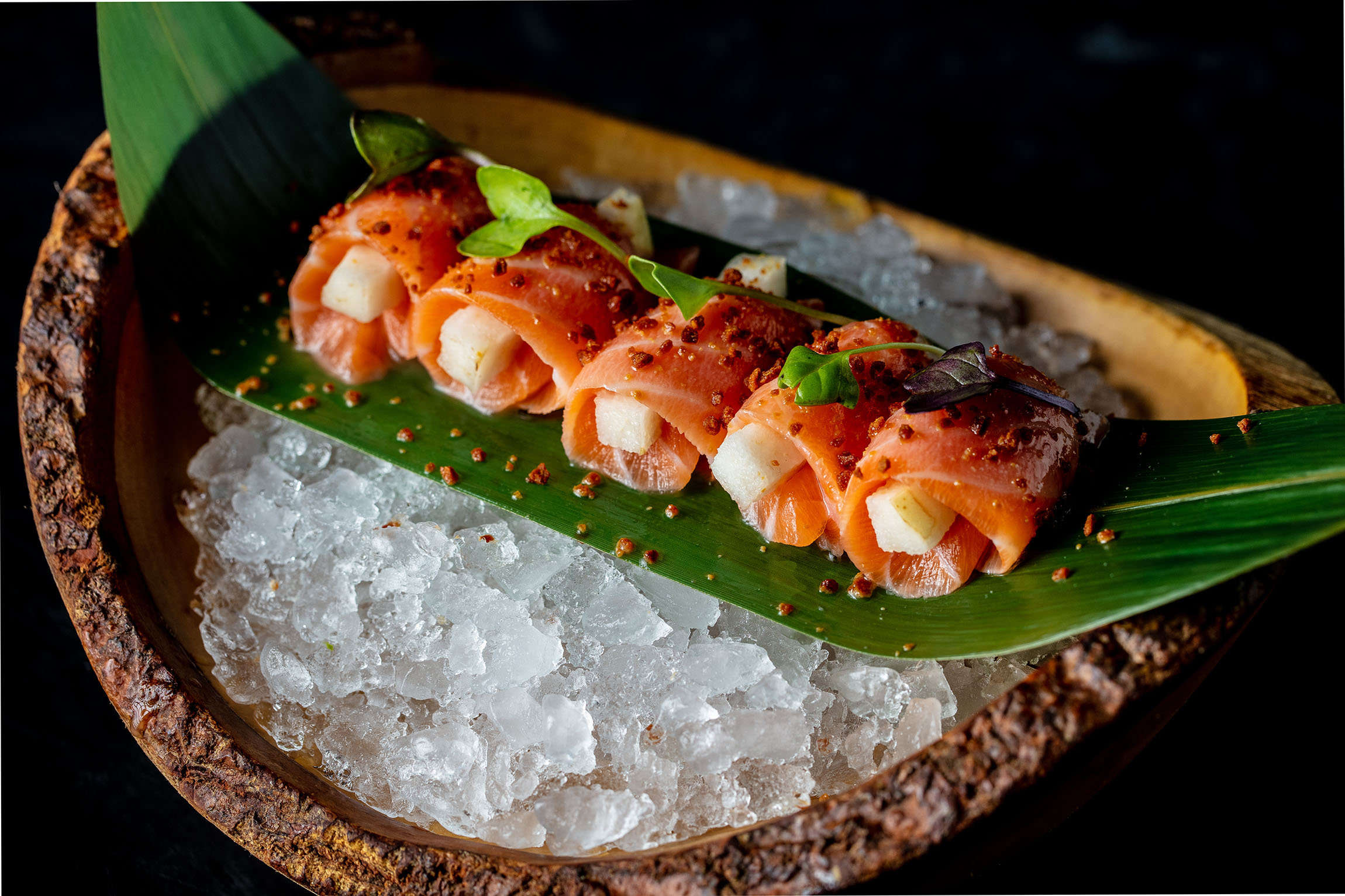 Creating sushi where tradition meets innovation