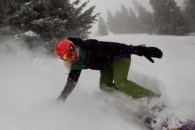Aspen Mountain ski area