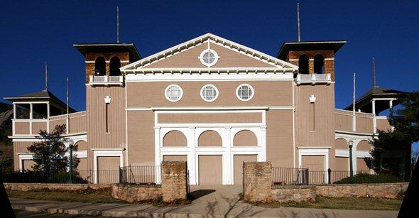 Chautauqua Auditorium in Boulder