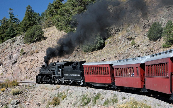 Cumbres and Toltec Scenic Railway