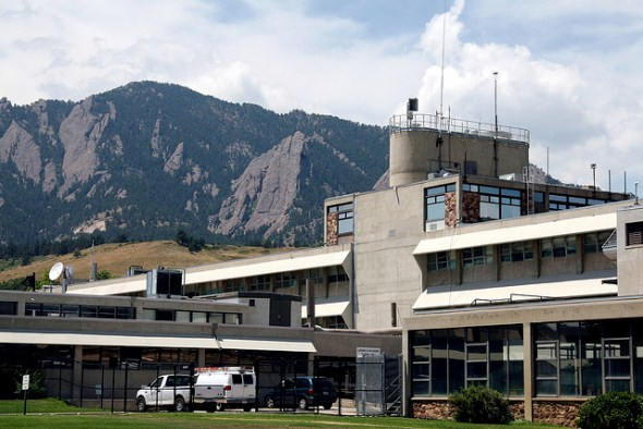 National Institute of Standards and Technology in Boulder