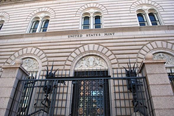U.S. Mint at Denver