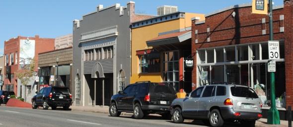 Art District on Santa Fe in Denver