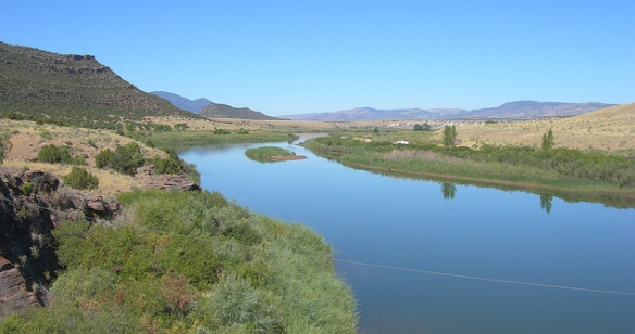Browns Park in northwestern Colorado