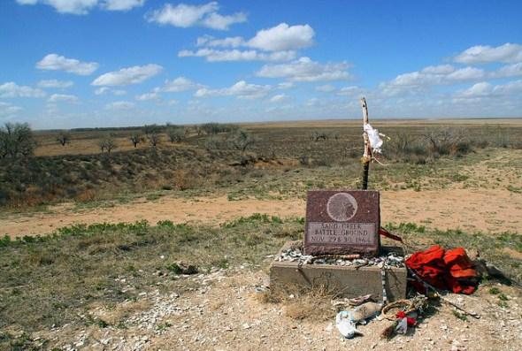 Sand Creek Massacre National Historic Site in Colorado