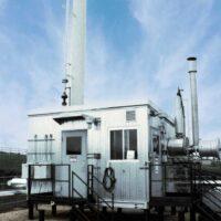"""Used 24"""" x 26' Gas Dehydrator for sale in Alberta"""