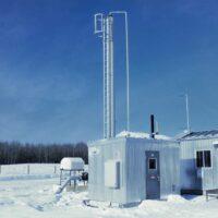 Used NATCO Gas Dehydrator for sale in Alberta