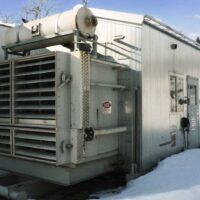 Used 200HP Screw Compressor for sale in Alberta