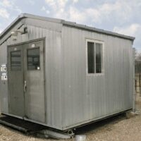Used 80 kW Natural Gas Powered Generator for sale in Alberta
