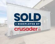 "Used Surplus 48"" x 15' 1440psi Sour Horizontal Separator For Sale Alberta Refurbished SOLD"
