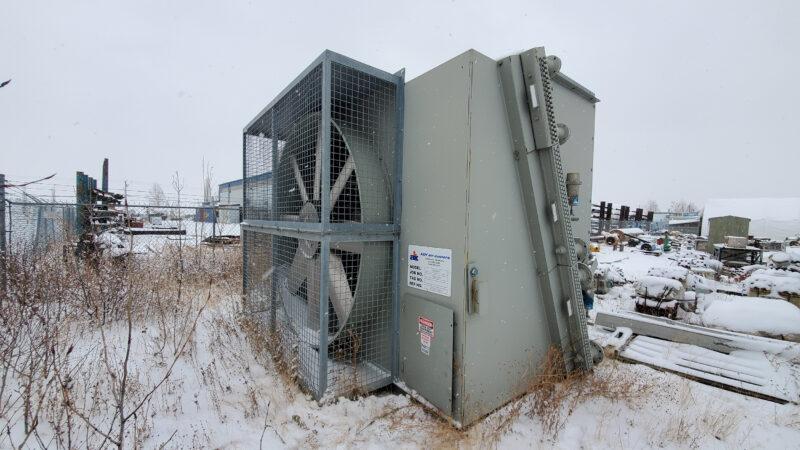 800HP 22% Sour Electric Reciprocating Compressor - exterior 4