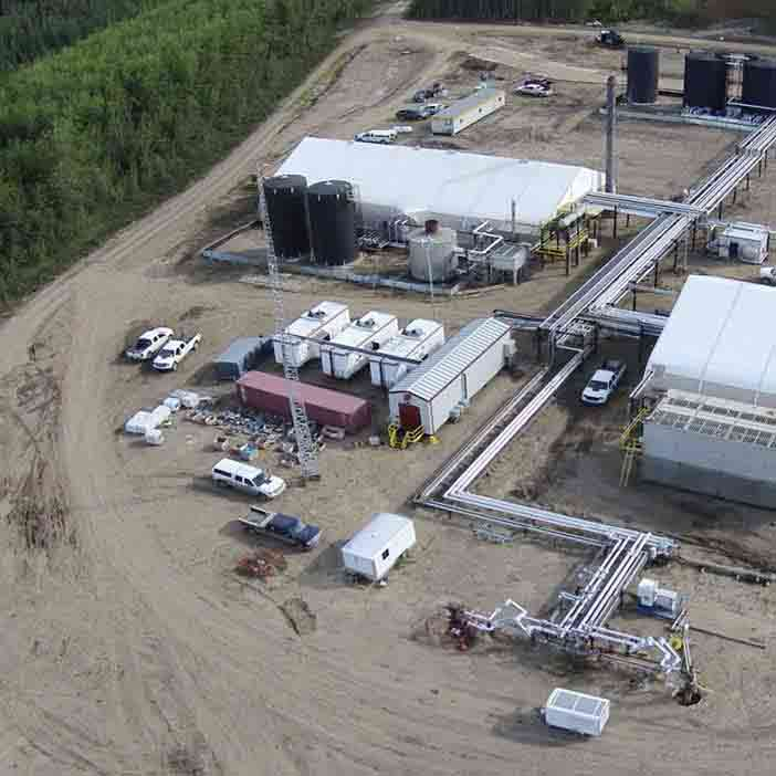 Project –Generator Conversion - oilfield oil and gas equipment for sale in Alberta Canada