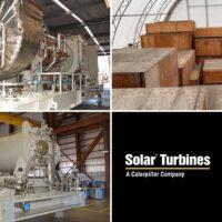 For sale - Solar Turbines Titan 250 C85 Axial Compressor Package 30000 HP in Calgary Alberta Canada