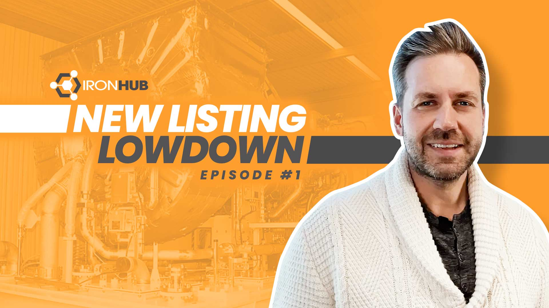 """Canadian Oil & Gas Industry Surplus Equipment Collaboration: IronHub & Crusader Launch """"New Listing Lowdown"""" - Episode 01"""