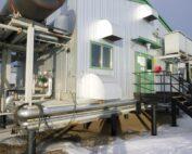 1 MW megawatt 1000 kW kilowatt Waukesha 16V150LTD Natural Gas Generator Packages for sale - surplus oilfield oil and gas energy equipment 1