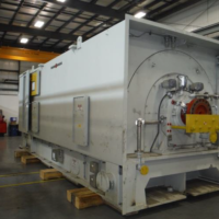 86.5 MW GE (General Electric) Natural Gas Turbine Generator Package for sale surplus new never-used Edmonton, Alberta, Canada 1