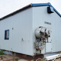 used surplus reconditioned remanufactured 12 MMSCFD 15 MMSCFD 600# ANSI Refrigeration Gas Plant for Sale in Debolt Alberta Canada Grande Prairie 2