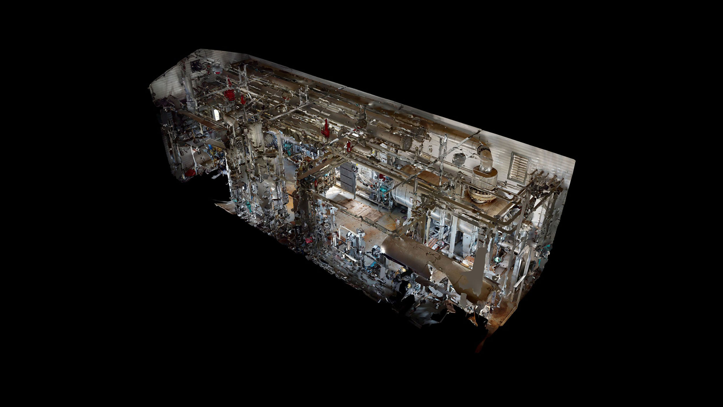 Used Surplus 12 – 15 MMSCFD 600# ANSI Gas Refrigeration Plant for Sale in Grande Prairie / DeBolt, Alberta, Canada –Built by Toromont Process / Enerflex –Surplus Oilfield, Oil & Gas and Energy Equipment matterport
