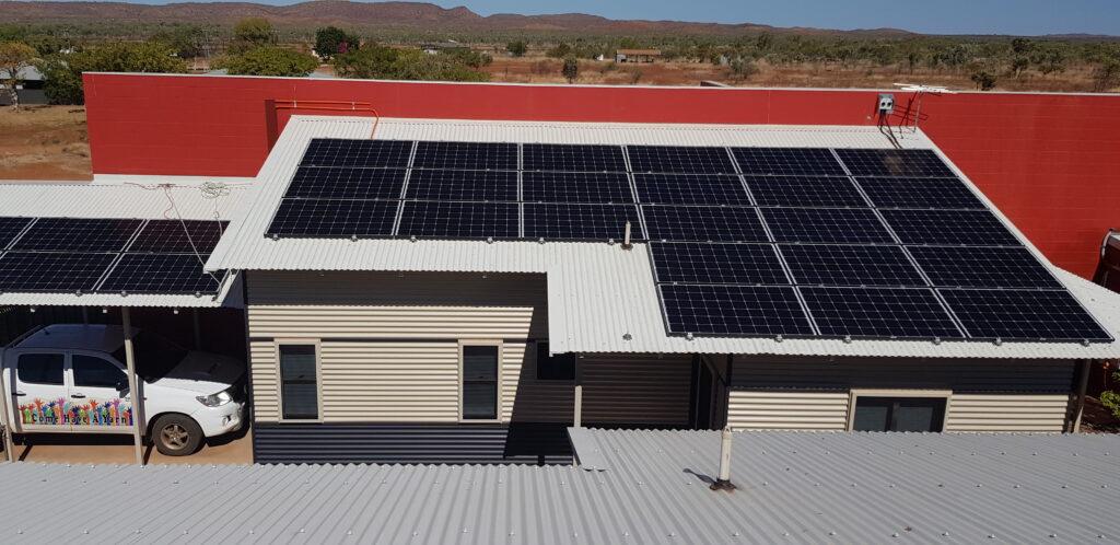 Halls Creek Solar Project