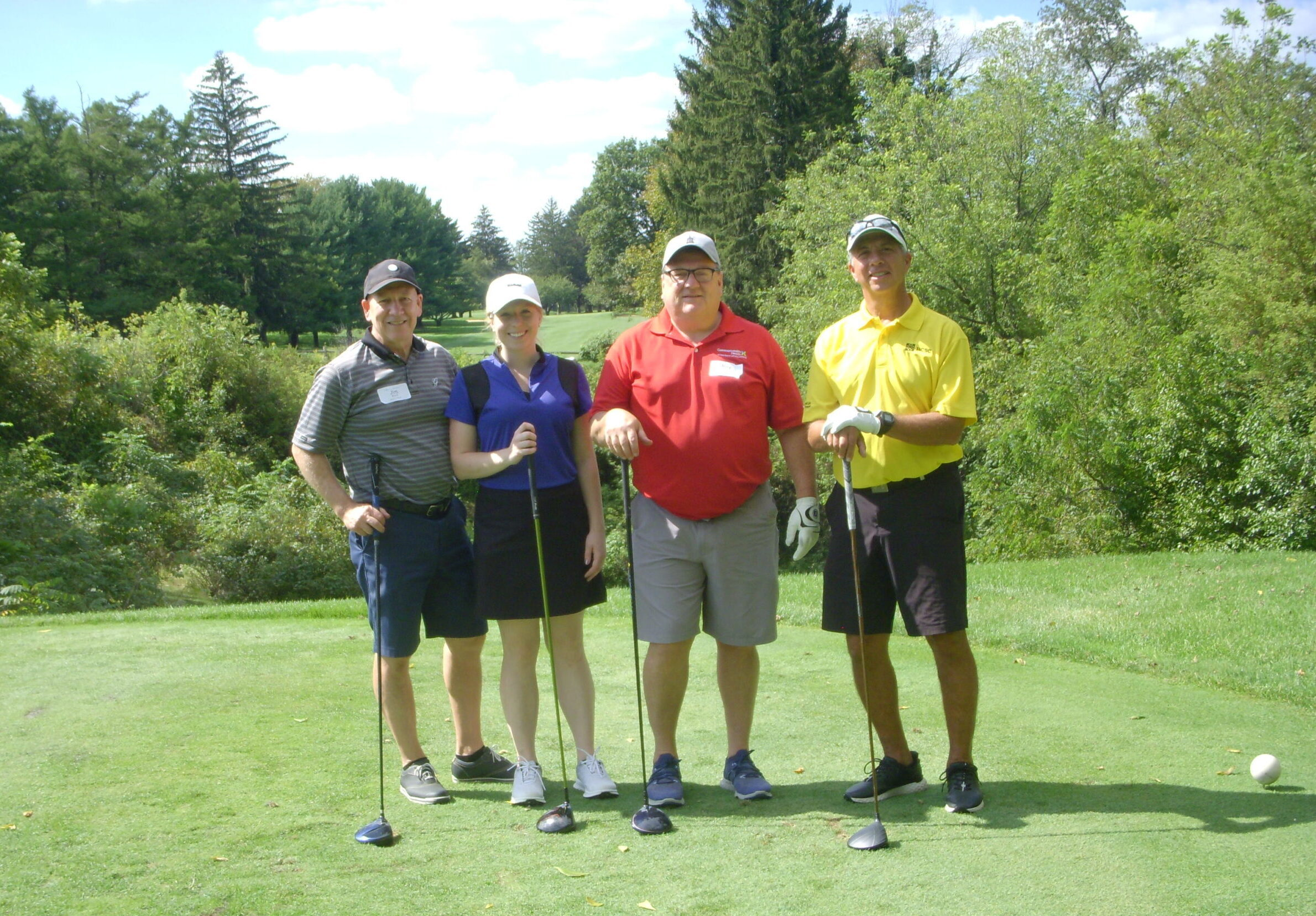 2021 HCSC Golf Outing
