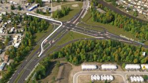 GARS Northbound Left Turn