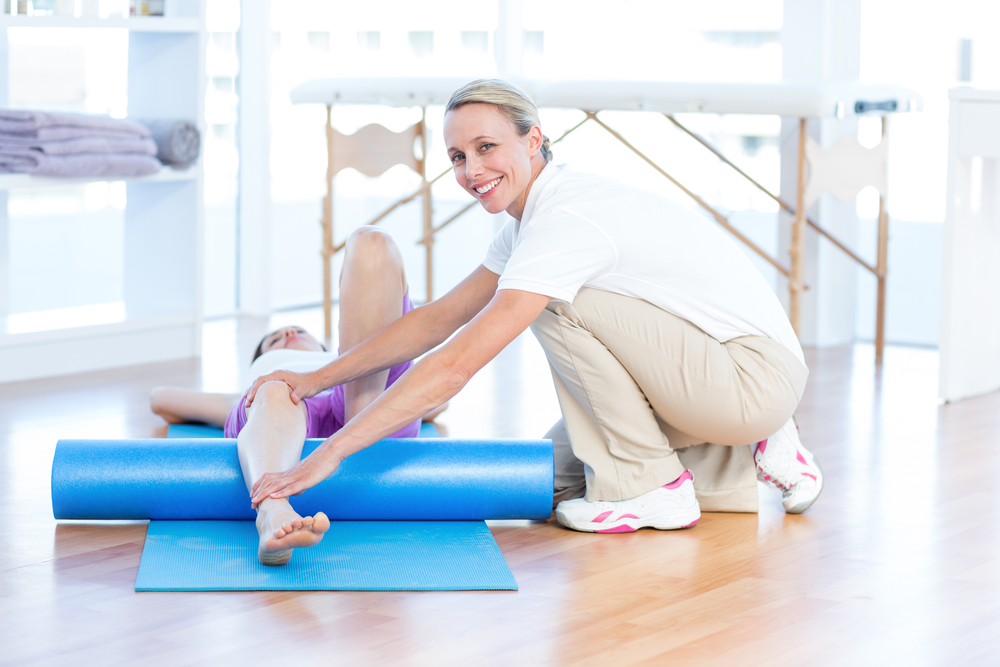 Hip and Knee Replacement Exercises Program