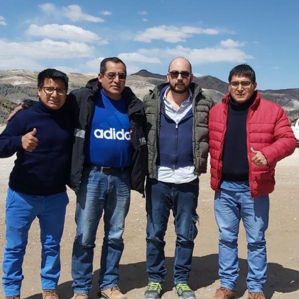Héroes de la Ventilación: Junnior Nolasco y Jorge Claverías