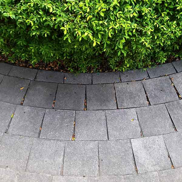 An image of stone paving adelaide