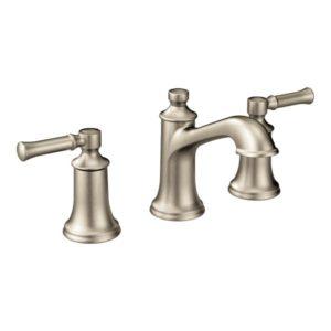 Dartmoor Two Handle Low Arc Bathroom Faucet