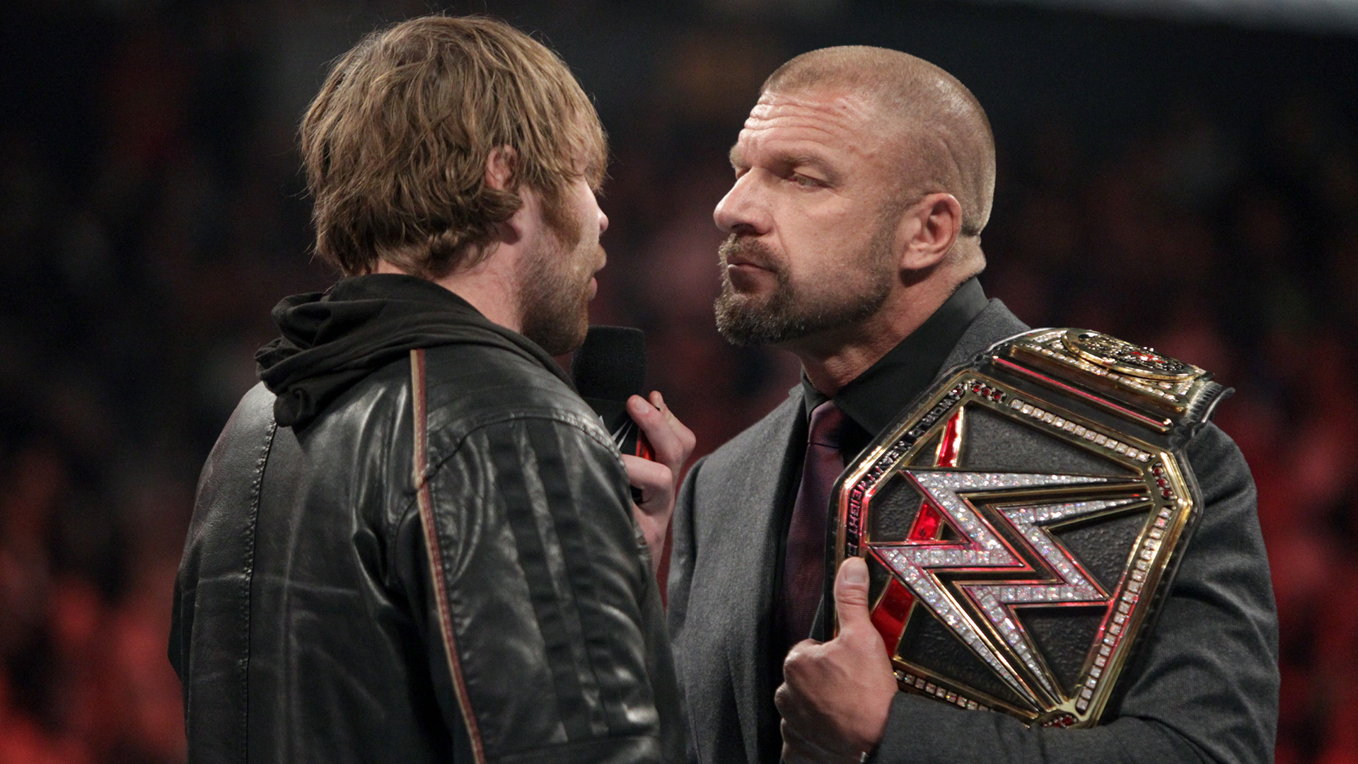 TWC Fantasy Booking – How I would of booked the WWE Roadblock Main Event.