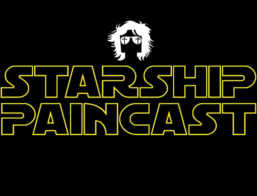Starship Paincast Episode 45 (Shaker and Tane)