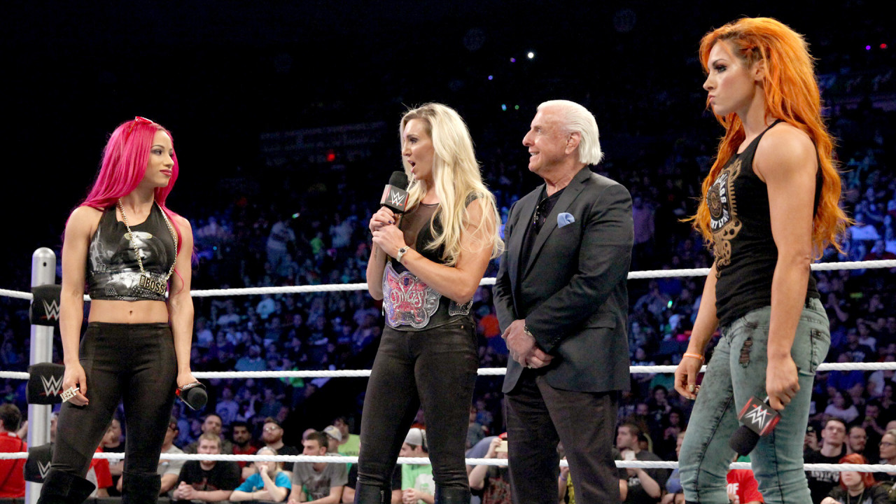 TWC Fantasy Booking – The Road to Wrestlemania for the Triple Threat Divas Championship Match at Wrestlemania 32.