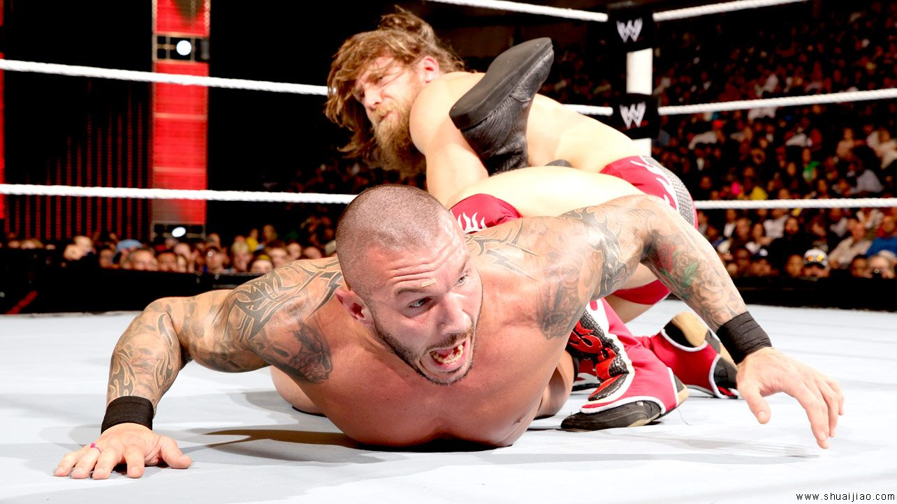 The Top 50 WWE Matches of 2013 – #30 to #21
