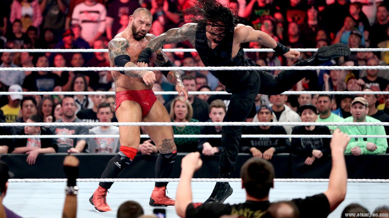 The Top 10 Matches in the History of Extreme Rules (2009-2015)