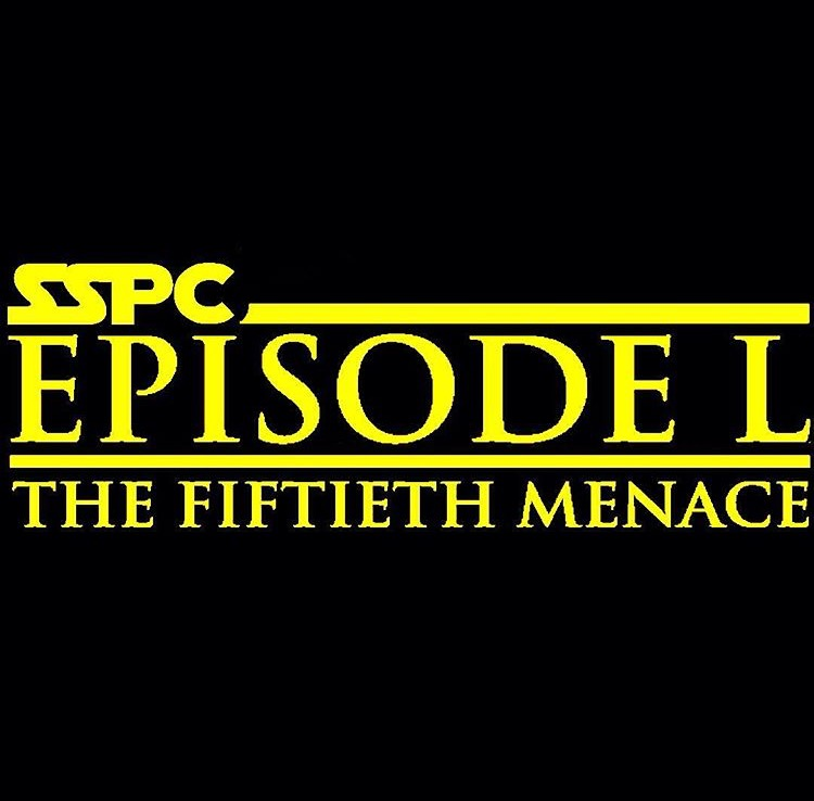 Starship Paincast Episode 50 (The Fiftieth Menace)