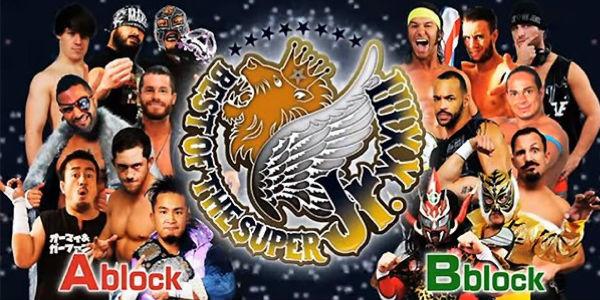BEST OF THE SUPER Jr. XXIII Finals Results & Review