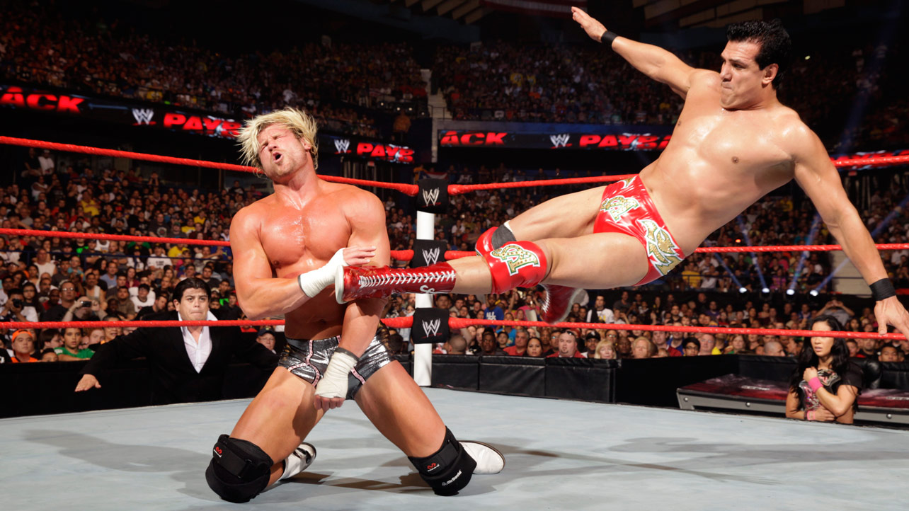 The Top 50 WWE Matches of 2013 – #10 to #1