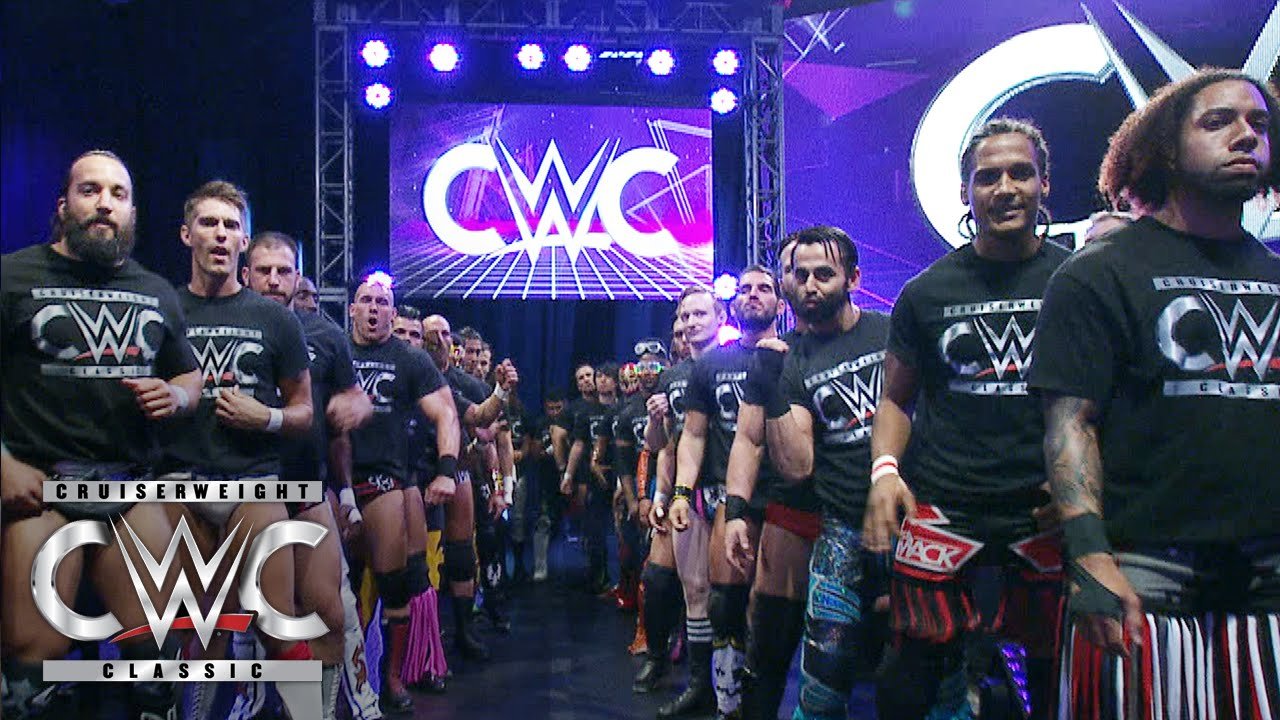 The WWE Cruiserweight Classic: A breath of fresh air from a stale world