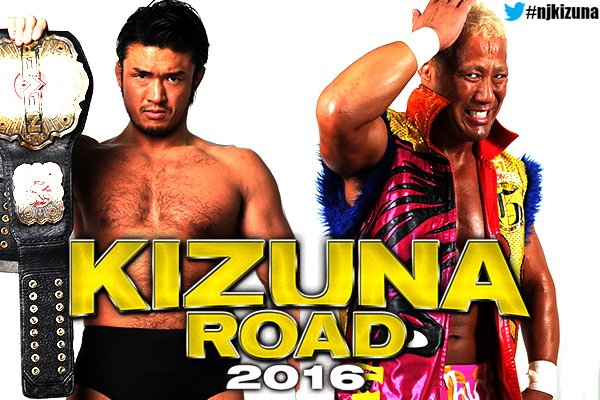 NJPW Kizuna Road 2016 Dual-Review (from Joe and Jordan)