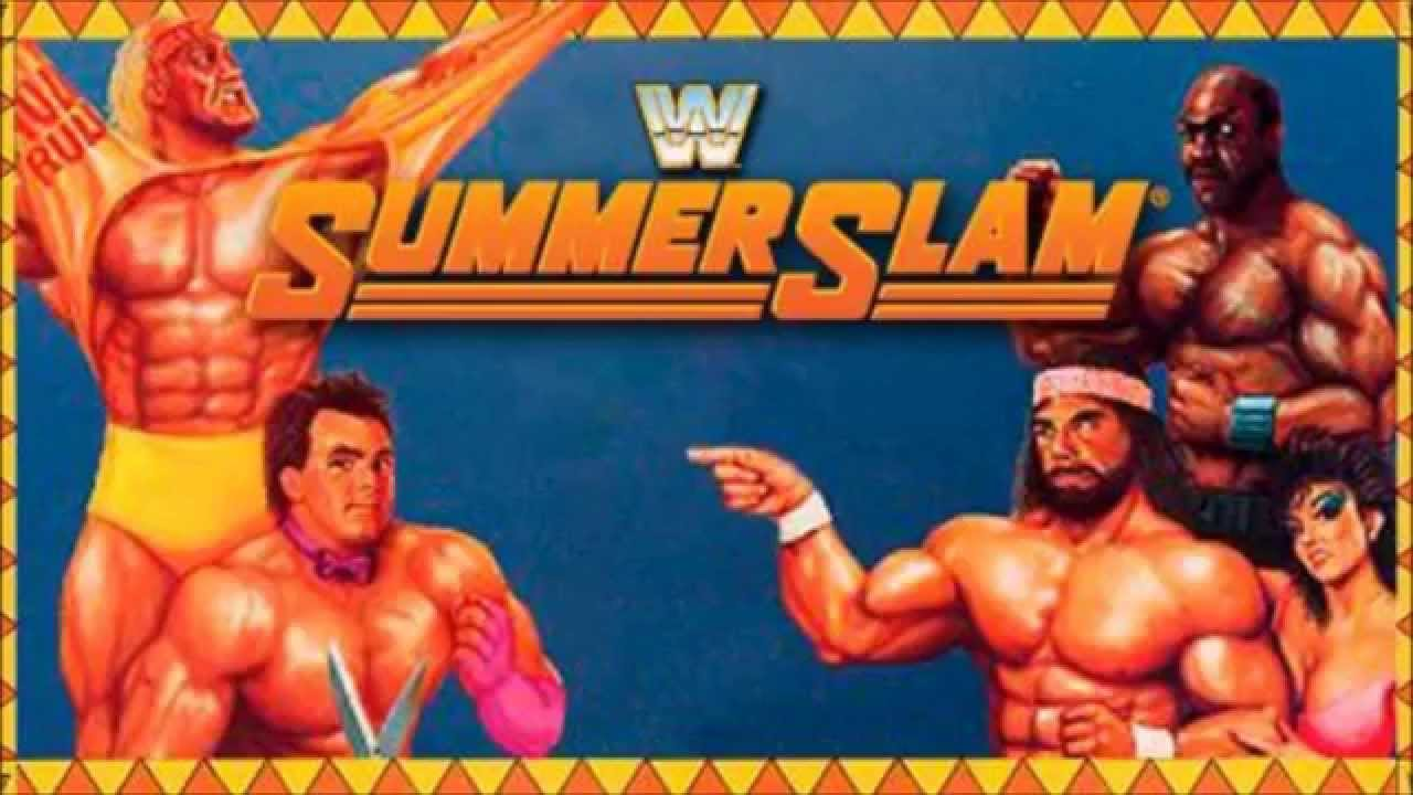 WWF Summerslam 89′ Review