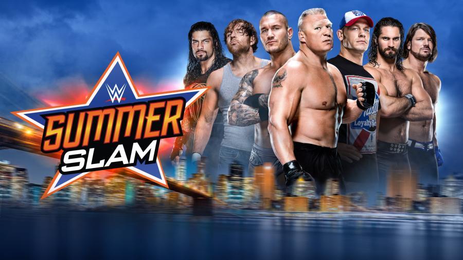 WWE Summerslam Predictions