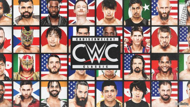 CWC: The Cruiserweight Classic Review – Episode 1 & 2