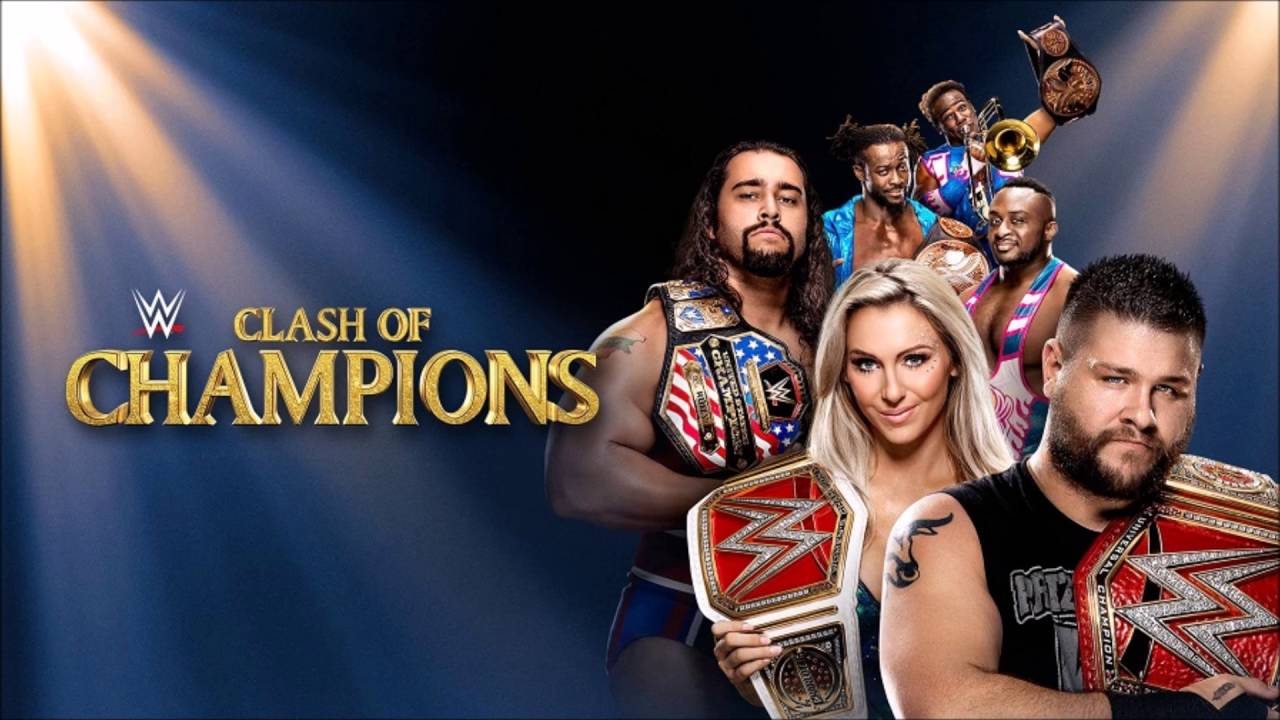 WWE Clash of Champions Predictions