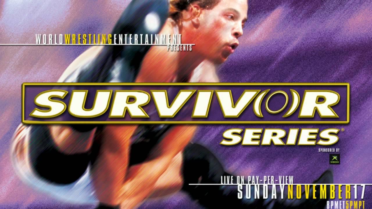 Survivor Series 2002 Review