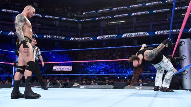 WWE No Mercy Review 10/09/2016