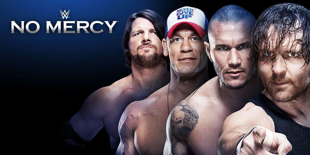 WWE No Mercy Predictions