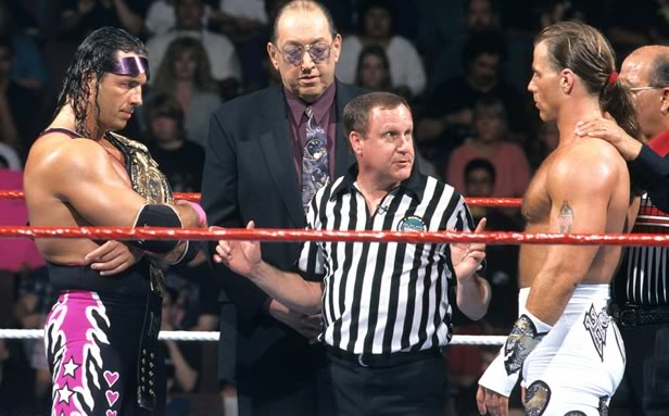 Bret Hart vs. Shawn Michaels 60 Minute Iron Man Match Review