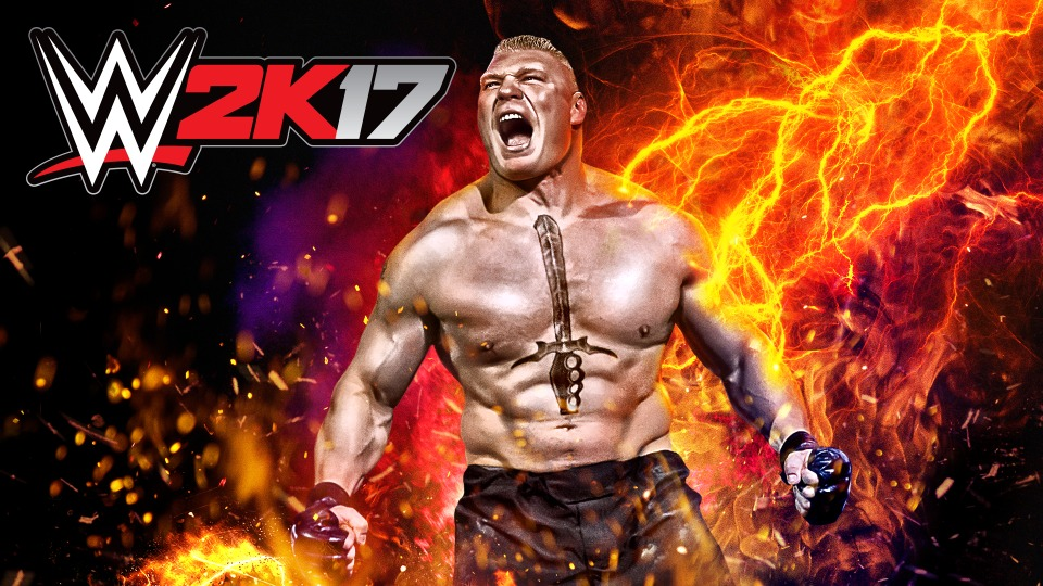 My WWE 2K17 Review